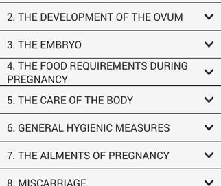 Baby & Pregnancy Handbook