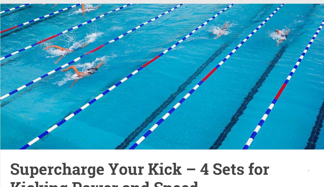 your SwimBook