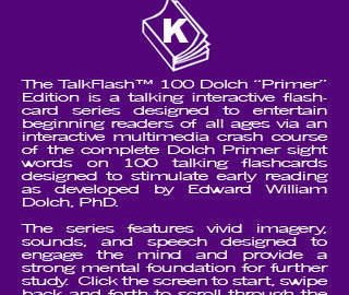 TalkFlash 100