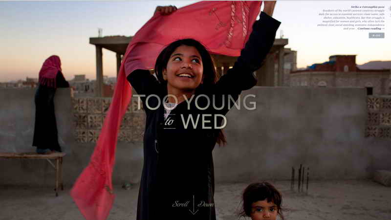 To Young to Wed